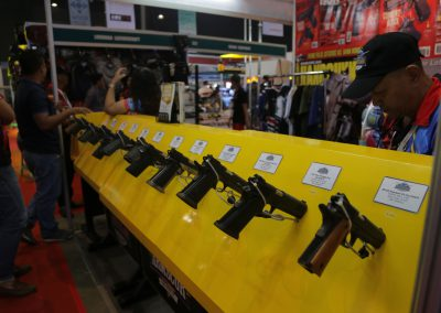 Armscor offers firearms with price range of 12k to 83kJPG